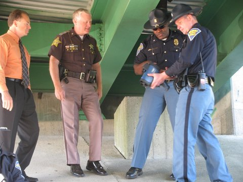 Indiana State Police Traffic Blitz
