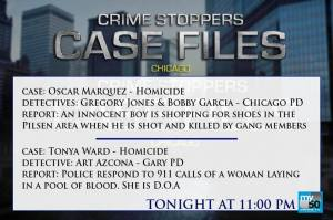 Case of Tonya Ward will be featured on My50 Chicago tonight at 11:00 p.m.