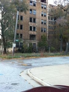 Gary dangerous properties next to schools