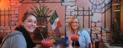 Margaritas flow again at La Carreta