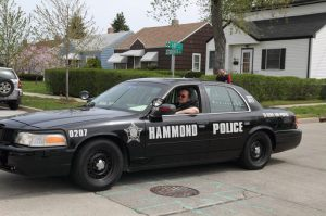 Hammond police respond to home invasion on northcote